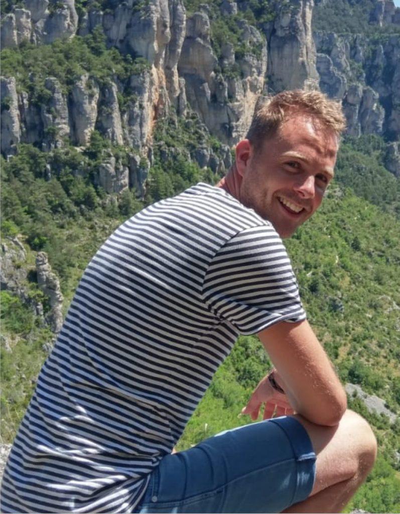 Maarten pasfoto